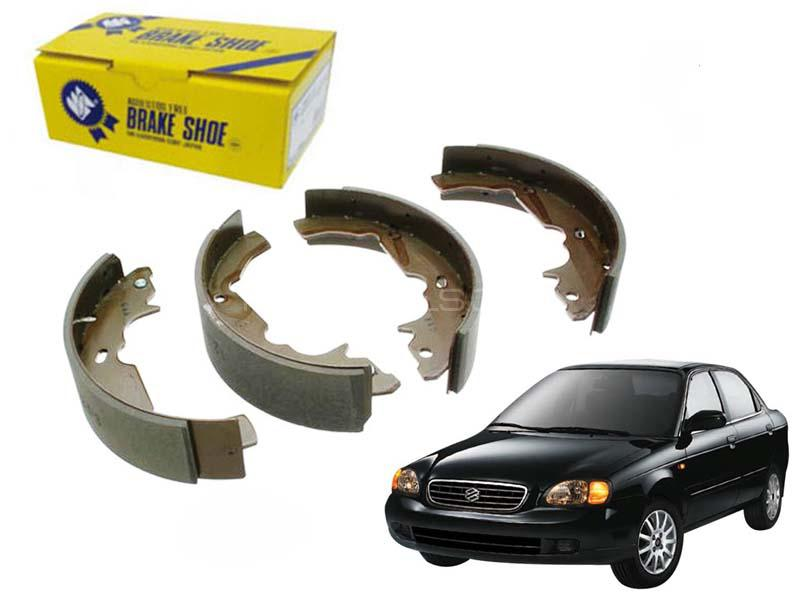 MK Brake Shoe For Suzuki Baleno 1998-2005 Image-1