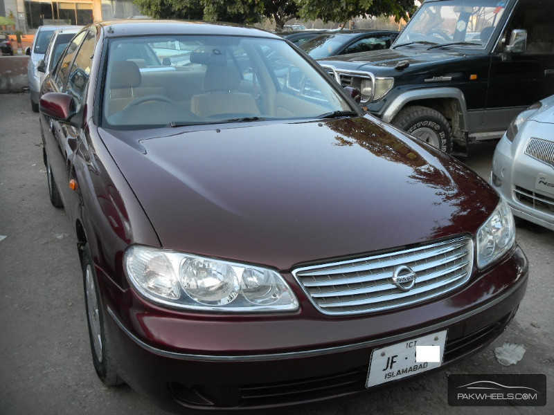 Get A Quote For Car Insurance Online >> Nissan Sunny EX Saloon 1.3 (CNG) 2005 for sale in Islamabad | PakWheels
