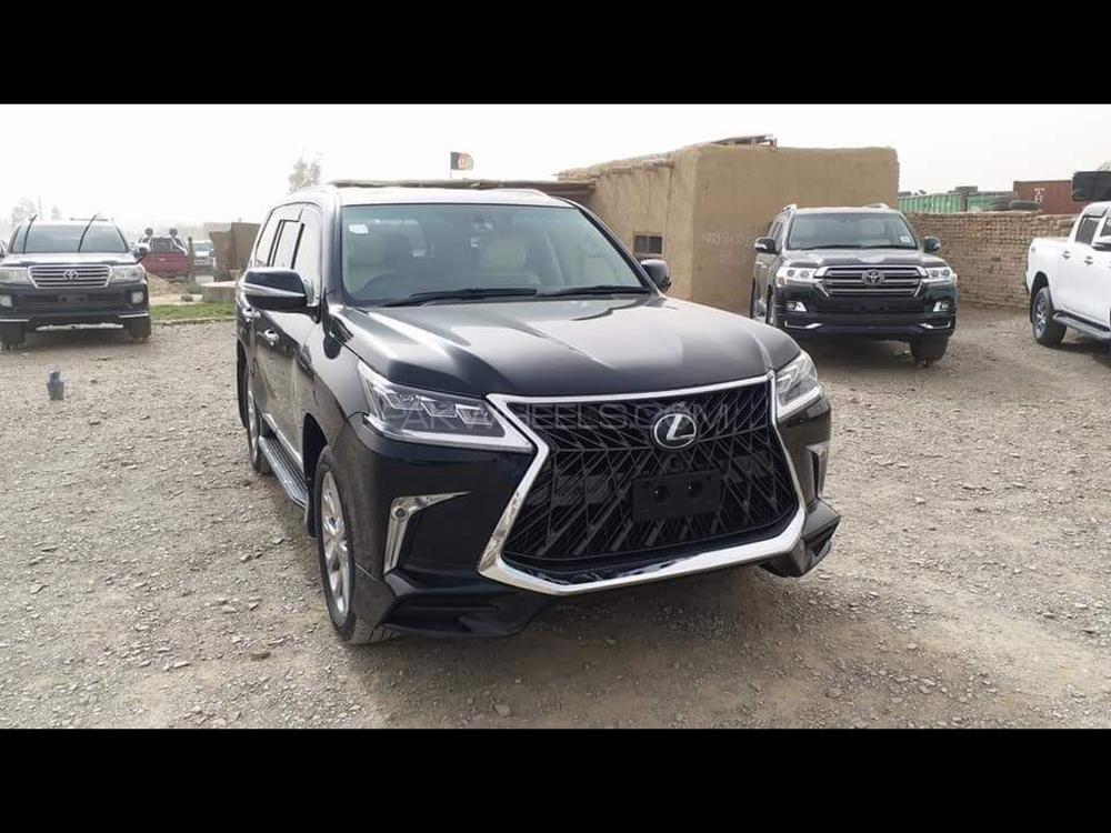 Lexus LX Series LX570 2017 Image-1