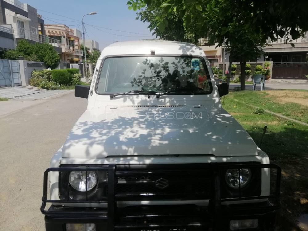 Suzuki Potohar Basegrade 1993 Image-1