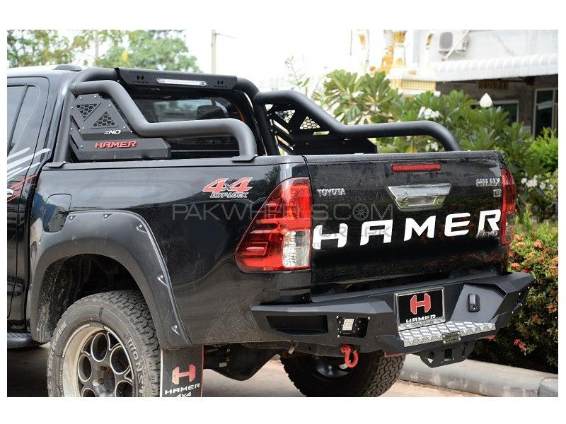Hamer Sport Roll Bar For Toyota Vigo 2005-2016 Image-1