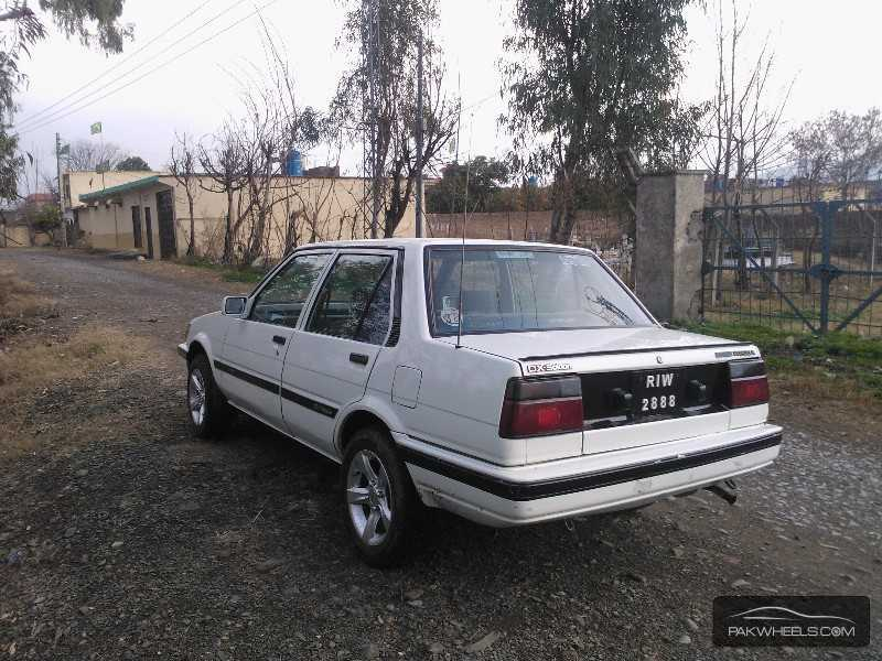 Toyota Corolla 1986 For Sale In Islamabad