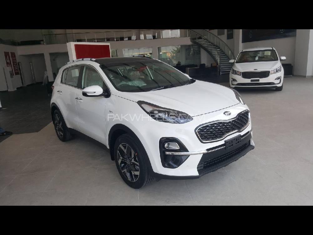 Kia Sportage Awd 2020 For Sale In Islamabad Pakwheels