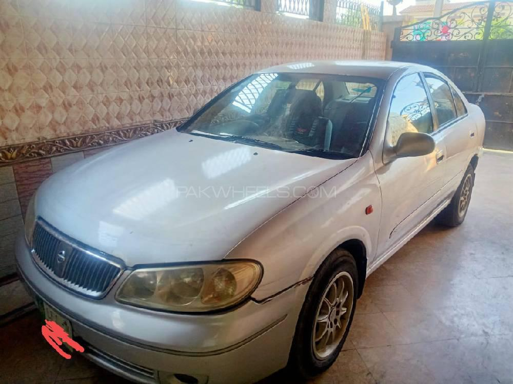 Nissan Sunny Super Saloon 1.6 (CNG) 2004 Image-1