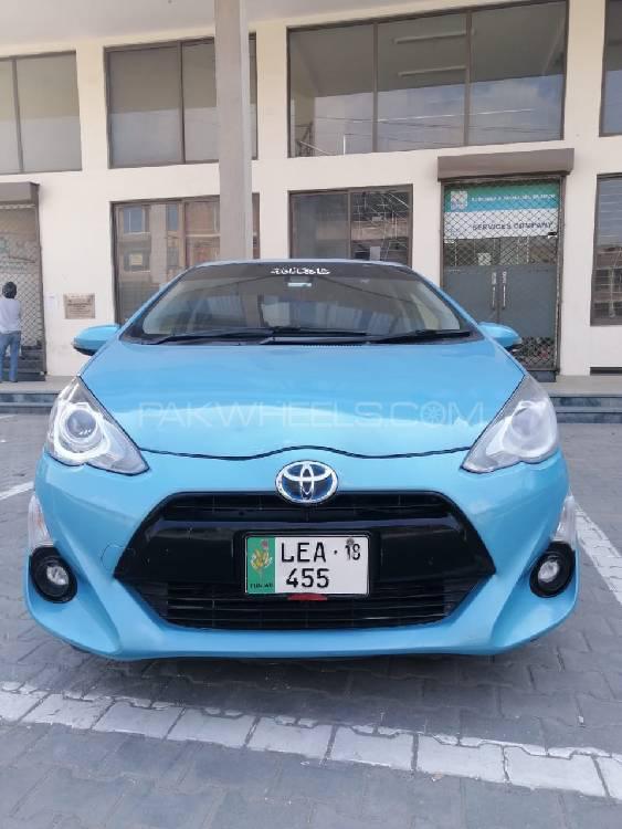 Toyota Aqua G LED Soft Leather Selection  2016 Image-1