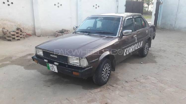 Toyota Corolla GL 1982 Image-1