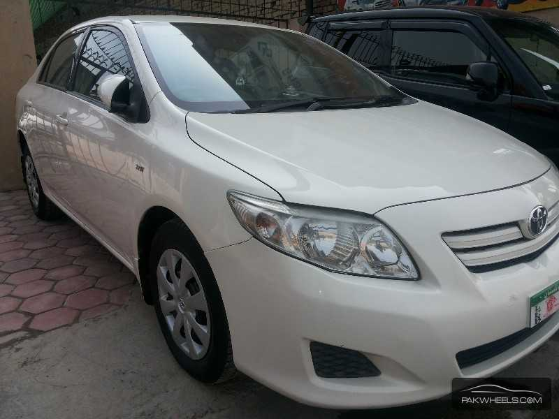 toyota corolla xli 2009 for sale in lahore pakwheels. Black Bedroom Furniture Sets. Home Design Ideas
