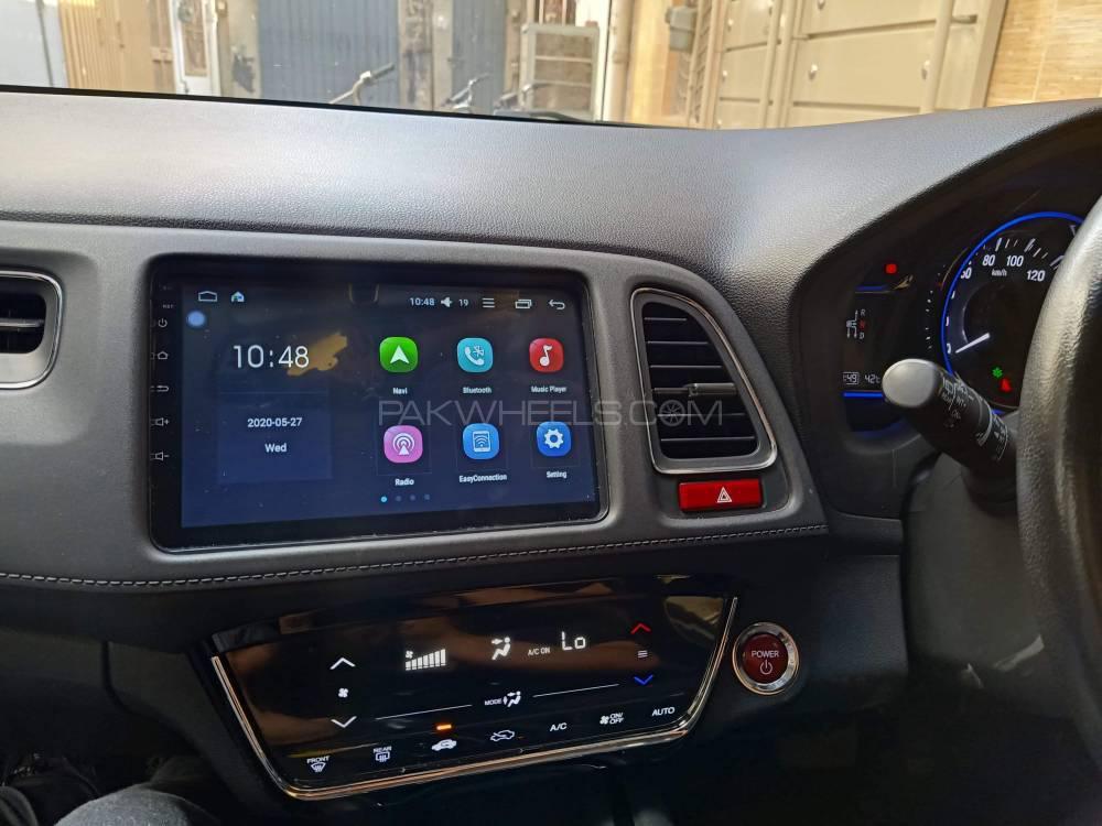 Honda Vezel Android panel Image-1