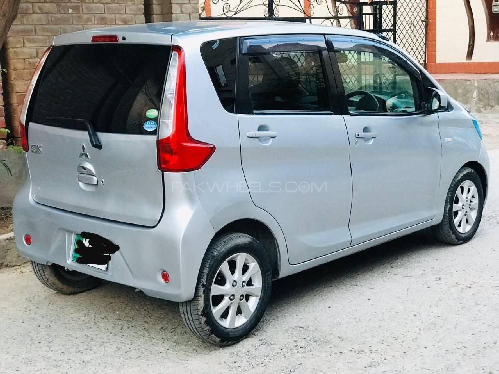 Mitsubishi Ek Wagon G Safety Plus Edition 2017 Image-1