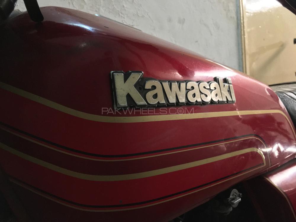 Kawasaki GTO 125 1989 Image-1