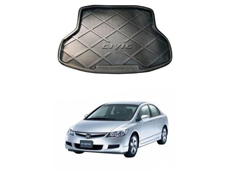 Honda Civic Reborn Trunk Mat Liner 2006-2012 Image-1