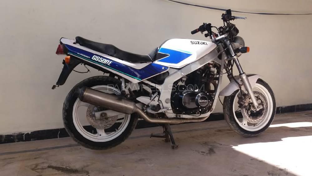 Suzuki GS500E 1996 Image-1