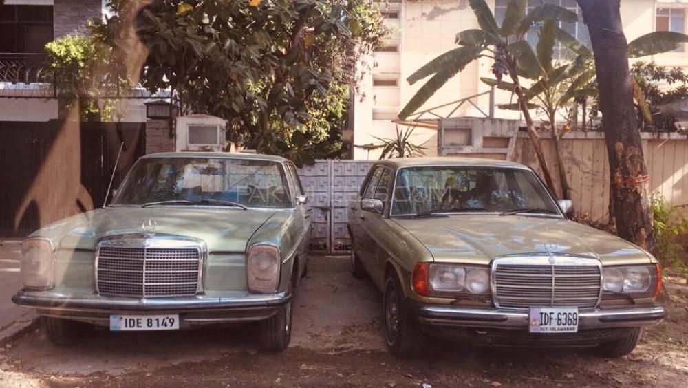 Mercedes Benz D Series - 1985  Image-1