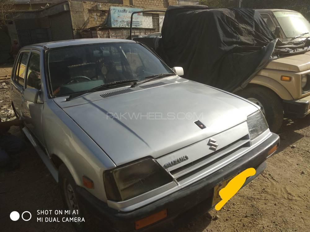 Suzuki Khyber Plus 1992 Image-1