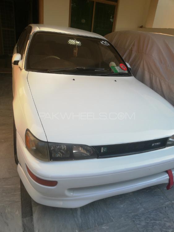 Toyota Corolla - 1998  Image-1