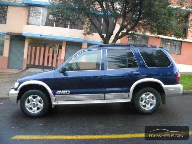 Used Kia Sportage 2.0 LX 4x4 2003 Car For Sale In