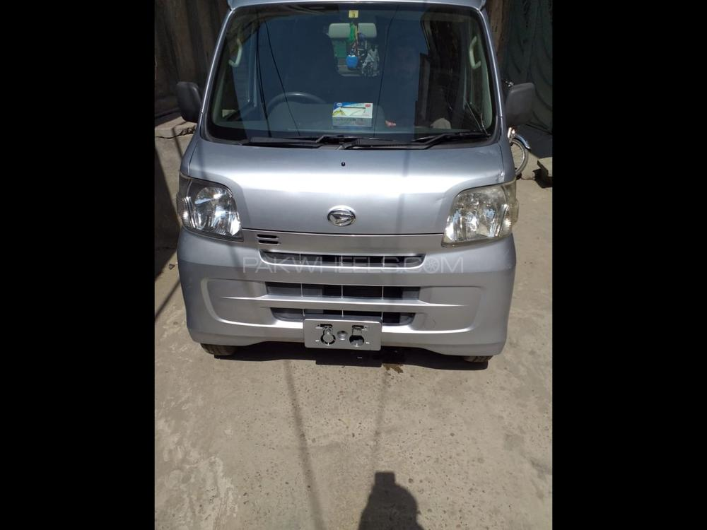 Daihatsu Hijet Deluxe 2015 Image-1