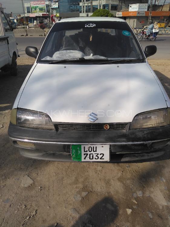Suzuki Margalla GL 1994 Image-1