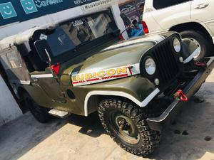 Jeep For Sale In Lahore Pakwheels