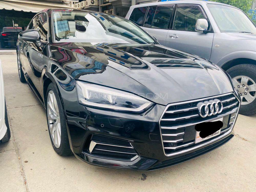 Audi A5 1.4 TFSI Sportback 2018 Image-1