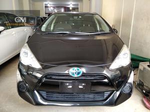 Used Toyota Aqua G 2016