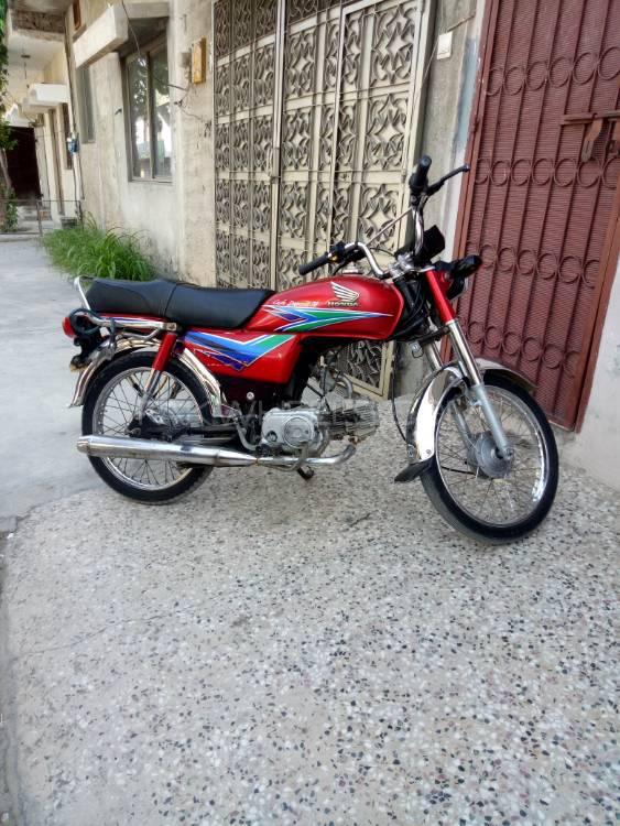 Used Honda Cd 70 2013 Bike For Sale In Rawalpindi 279053 Pakwheels