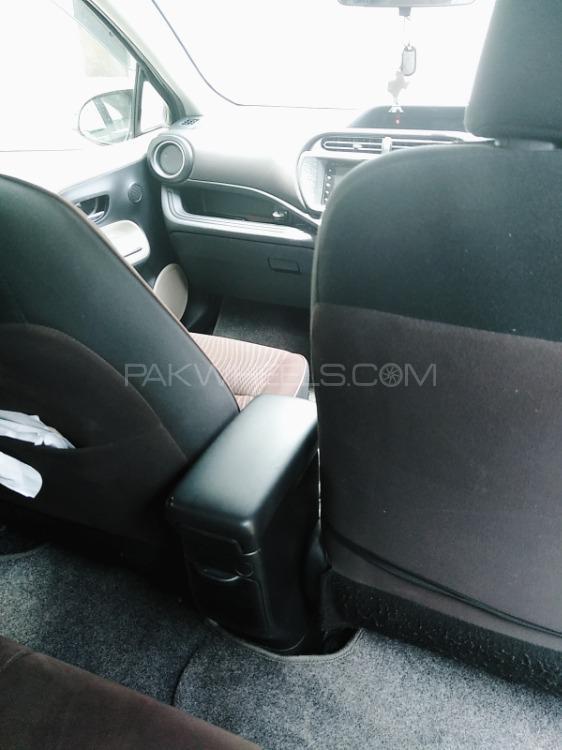 Toyota Aqua G LED Soft Leather Selection  2013 Image-1