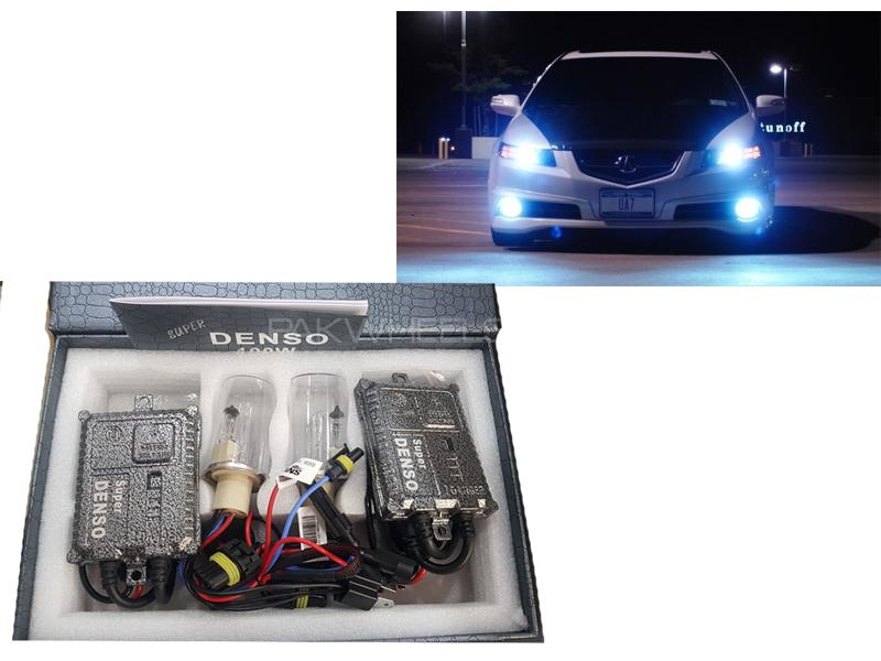 Denso Grey 100w Quick Start Hid H11 Image-1