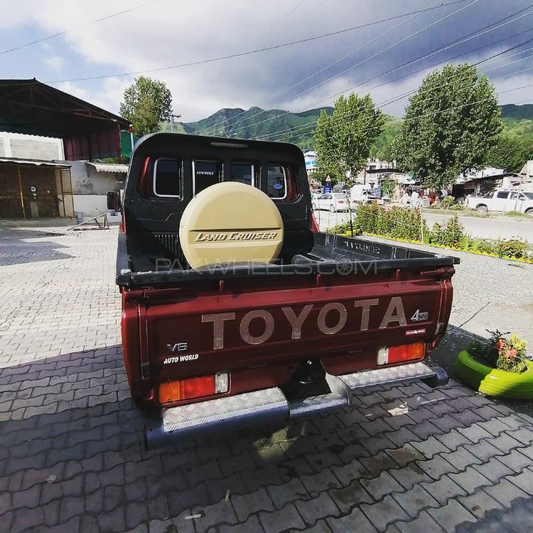 Toyota Pickup - 2014  Image-1