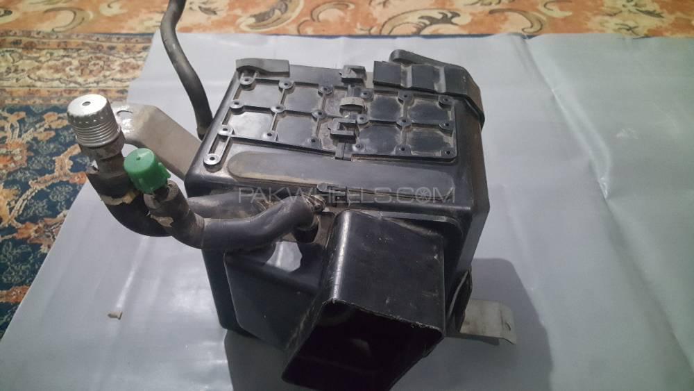 Subaru Justy AC Coil, Self, AC COMPRESSOR & Generator Read Description Image-1