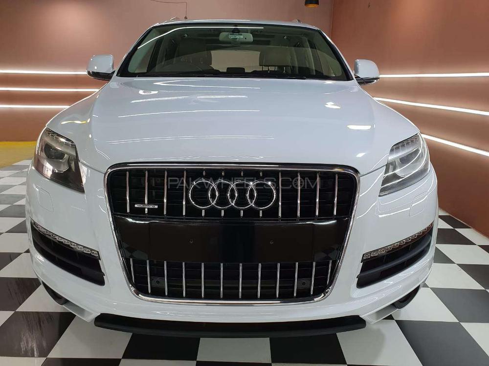 Audi Q7 3.0 TFSI 2012 Image-1