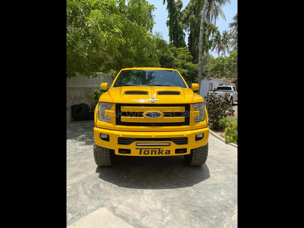 Ford F 150 2016 Image-1