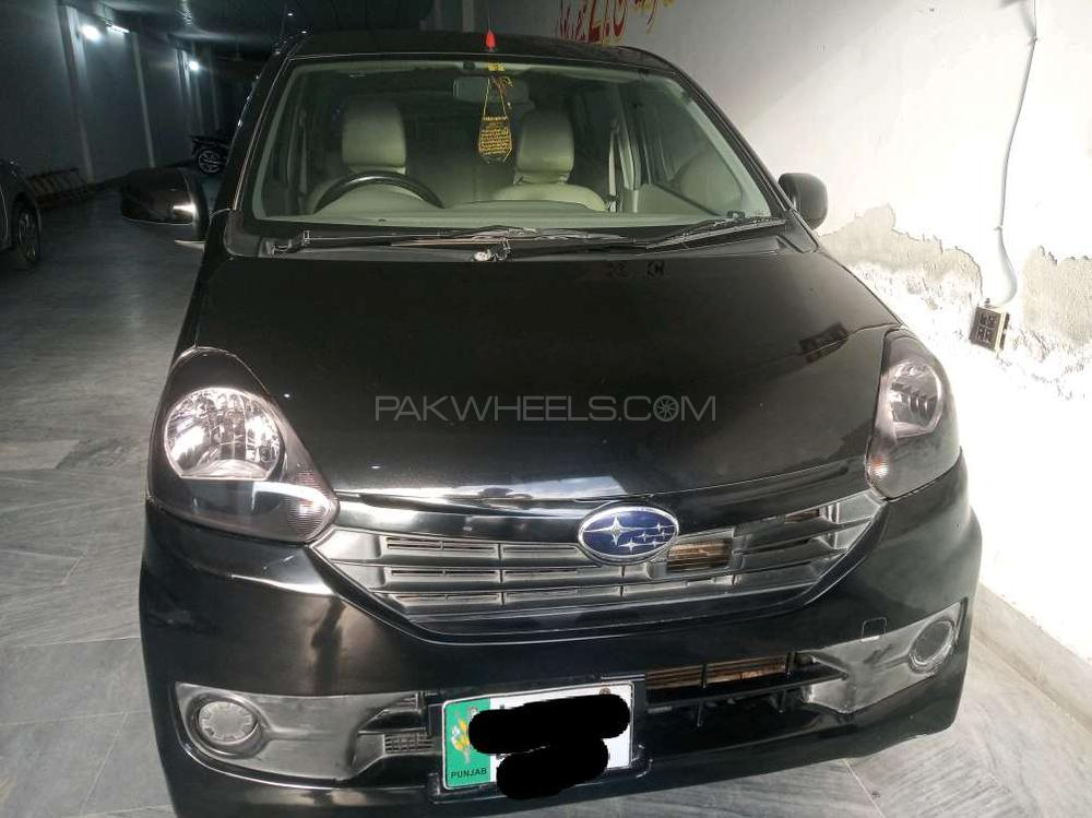 Subaru Pleo A 2014 Image-1