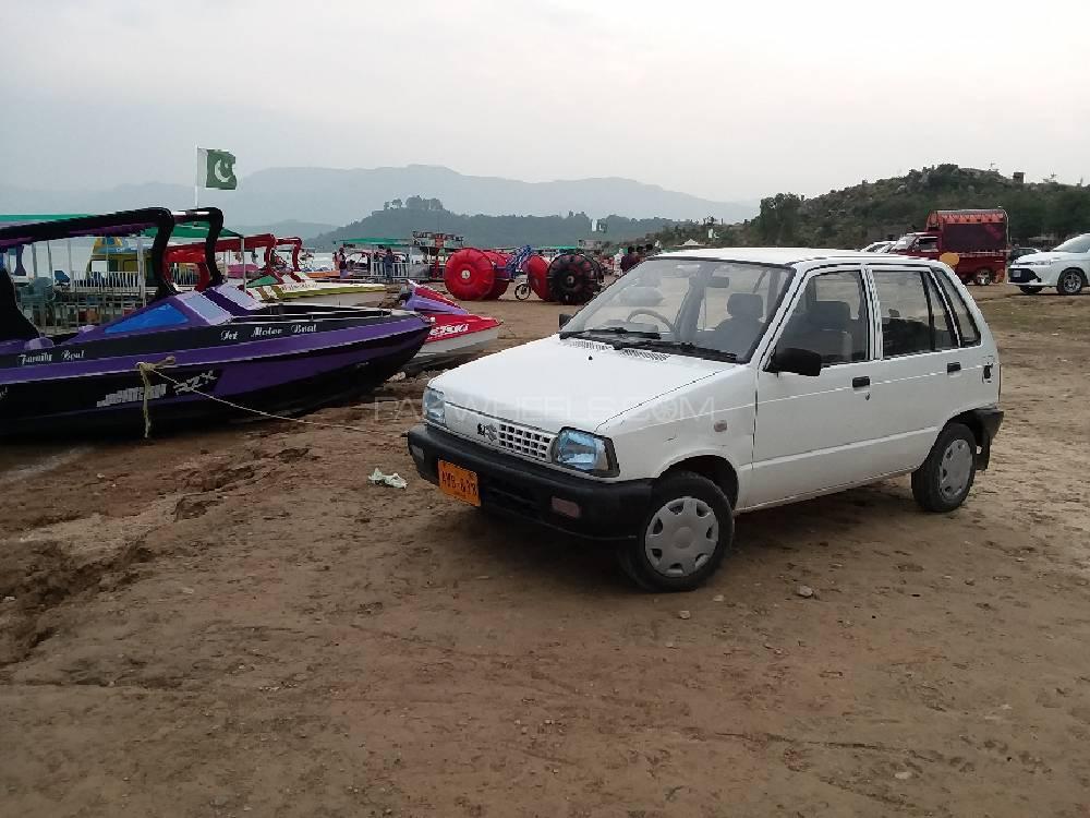 Suzuki Mehran - 2012 National Car of Pakistan Image-1