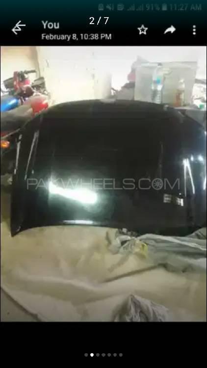 v8 bonat 2finder front and back lights n bumpers Image-1