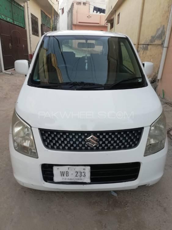 Suzuki Wagon R FX Limited 2009 Image-1
