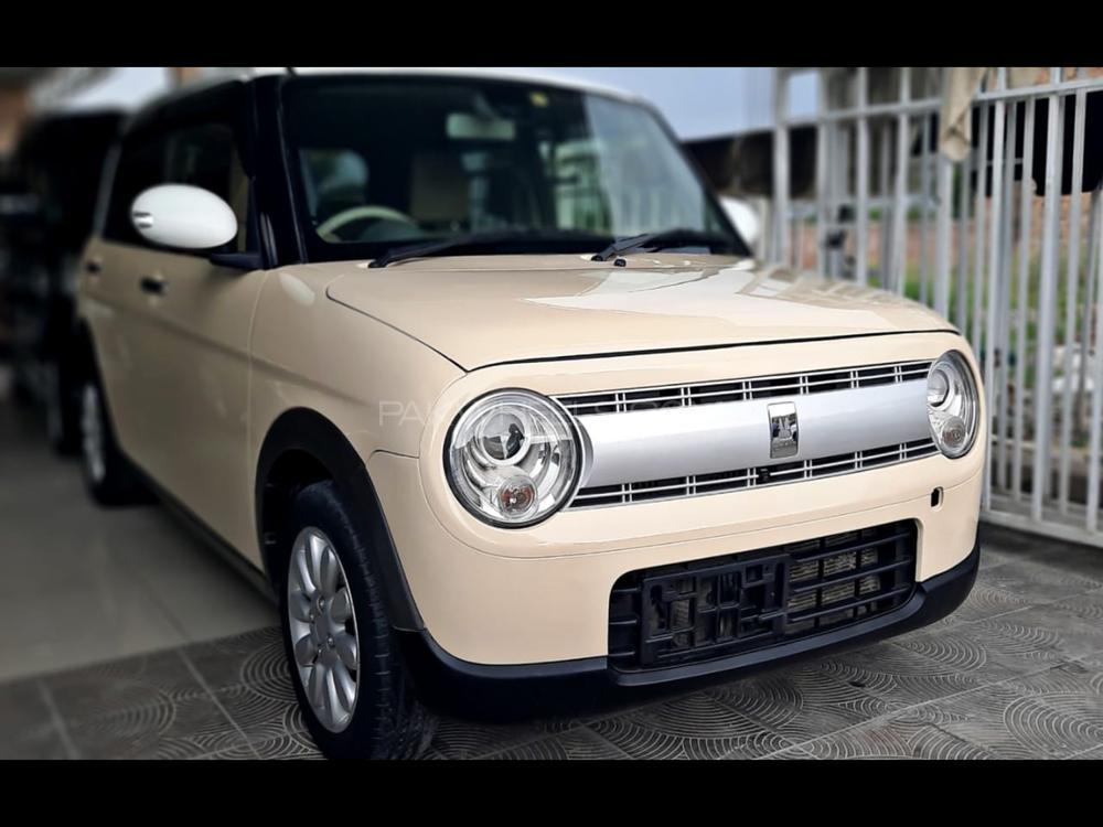 Suzuki Alto Lapin G Edition 2016 Image-1