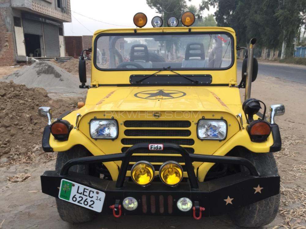 Willys M38 - 1988  Image-1