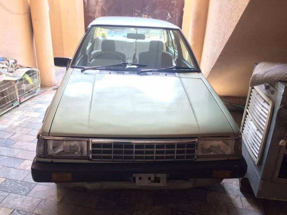 Nissan Sunny 1984 Image-1