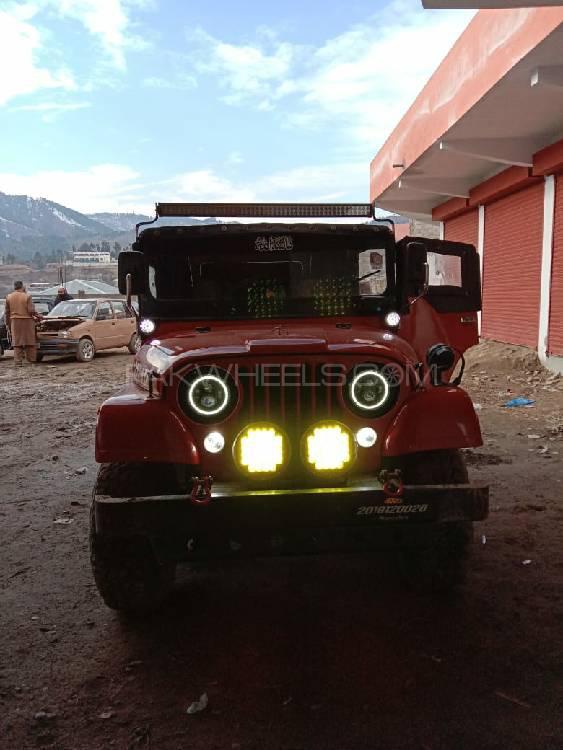 Jeep CJ 5 1976 Image-1