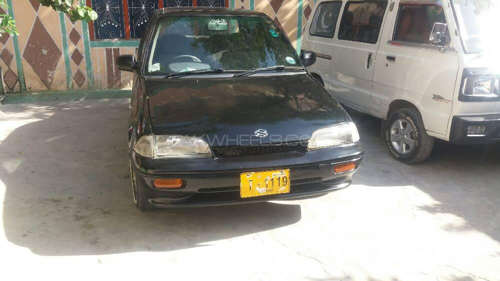 Suzuki Margalla GLX 1991 Image-1