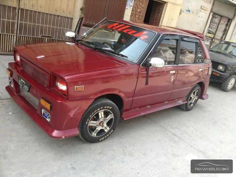 Suzuki Fx 1988 For Sale In Islamabad Pakwheels