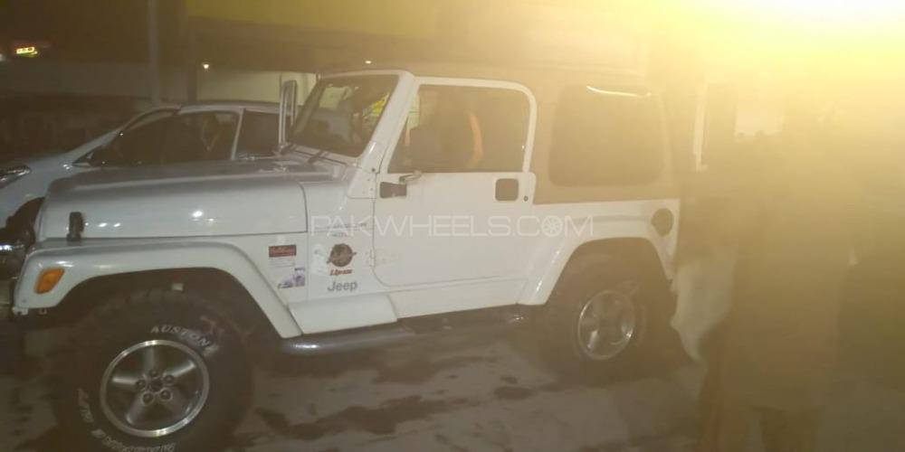 Jeep Wrangler Special Edition 2004 Image-1
