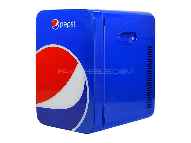 Portable Mini Fridge 13 Litre - Blue in Karachi