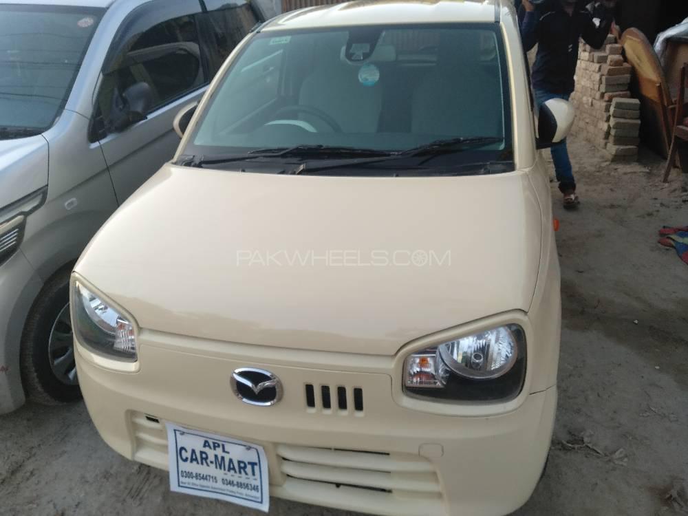 Mazda Carol GL 2015 Image-1