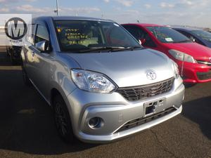 TOYOTA PASSO XL  2017 MODEL SILVER COLOUR 14,000 KM GRADE 4.5  Merchants Automobile Karachi Branch, We Offer Cars With 100% Original Auction Report Based Cars With Money Back Guarantee.  Recommended Tips To Buy Japanese Vehicle:  1. Always Check Auction Report. 2. Verify Auction Report From Someone Else. 3. Ask For Japan Yard Pics If Possible.  MAY ALLAH CURSE LIARS..