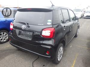TOYOTA PASSO XLS