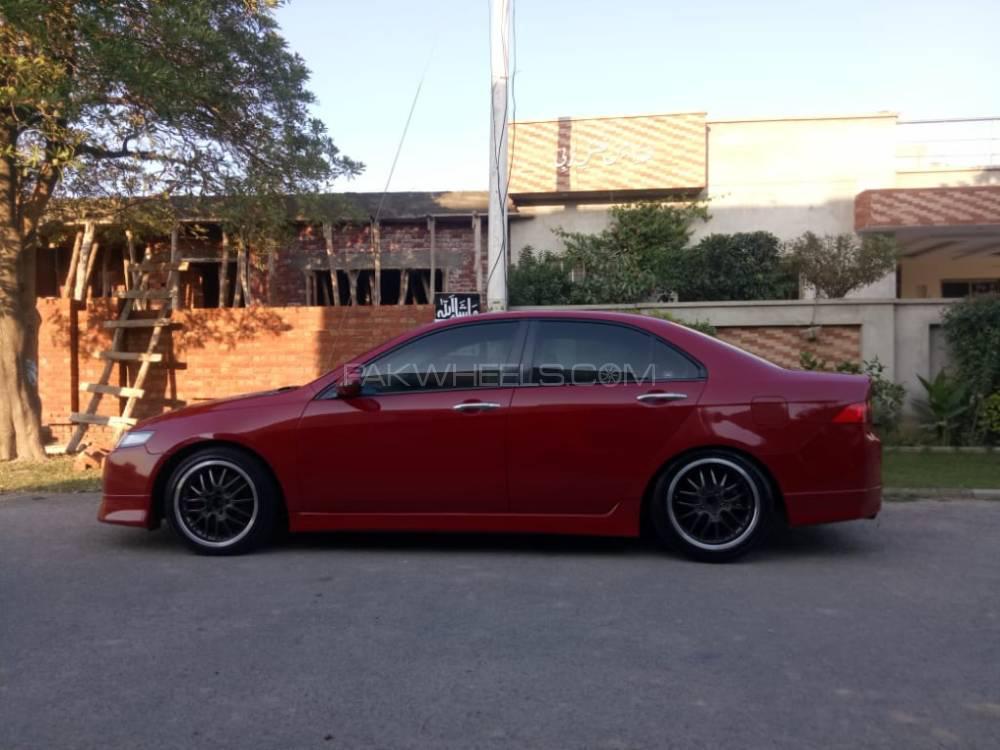Honda Accord - 2003  Image-1