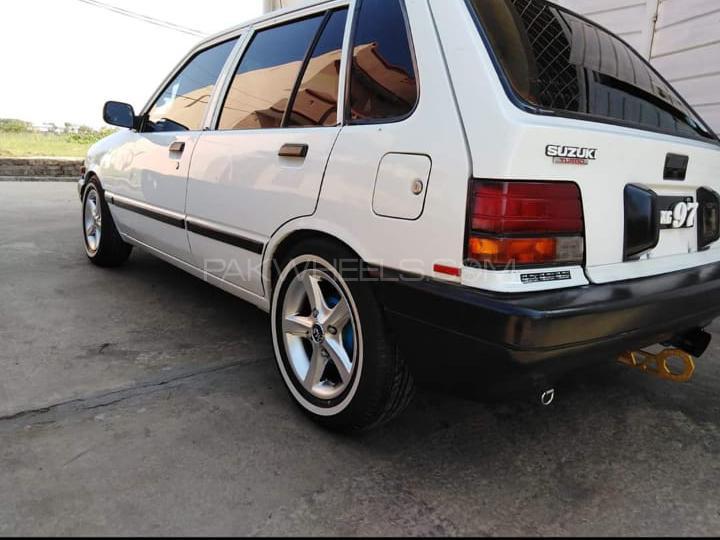 Suzuki Khyber - 1989  Image-1