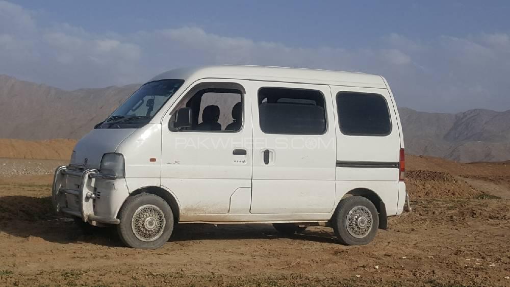 Suzuki Every GA 2006 Image-1